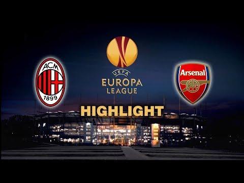 AC Milan vs Arsenal 0-2 All Goals & Highlights 2018