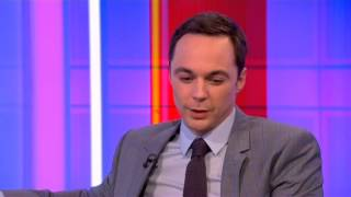 Jim Parsons Home BBC The One Show 2015