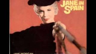 The Moon Was Yellow - Jane Morgan