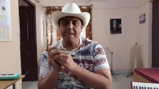 sj prasanna playing Jil mil sitaron ka on 3 different instruments