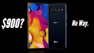 LG V40: Sorry, Not Happening