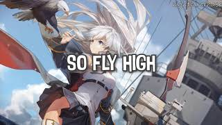 Nightcore   Birds (Imagine Dragons)   (Lyrics)
