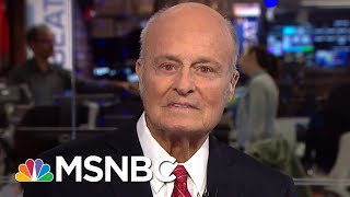 Trump's Longtime Lawyer: His Language Is 'Typical' Of The Mob | The Beat With Ari Melber | MSNBC