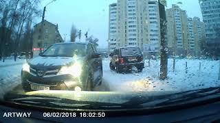 Аварии на дороге, приколы на дороге 2018 9998