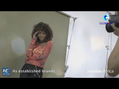 GLOBALink | Jambo Africa: South African girl pursues model dream in China