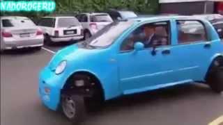 Авто Юмор Подборка Приколов Январь 2015 Auto Humor Compilation #80