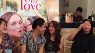 Does Kathryn's being blooming and sexy these days make Daniel jealous of other guys?