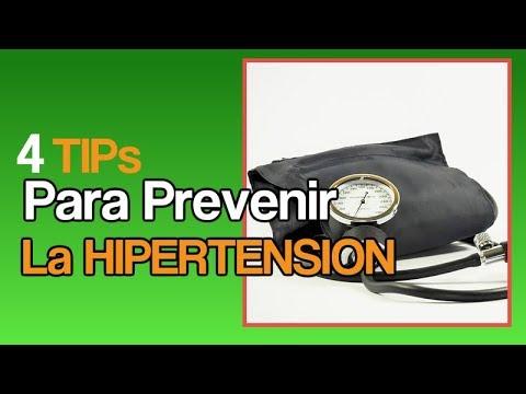Historia clínica de hipertensión