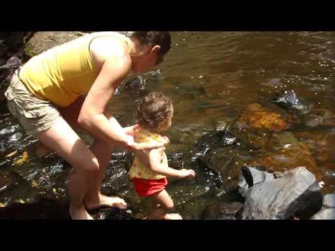 Cachoeira Capão Rico em Aguas de Santa Barbara