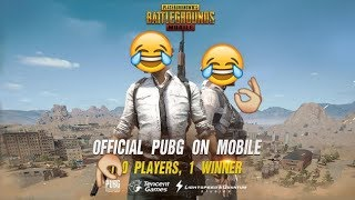 PUBG but in Mobile