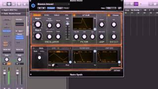 Tutorial: Retro Synth in Logic Pro X
