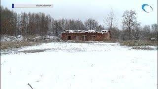 Новую школу в Боровичах будет строить подрядчик из Санкт-Петербурга