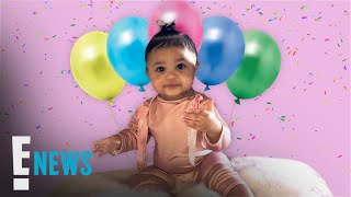 Stormi Webster's Memorable Moments--Happy 1st Birthday! | E! News