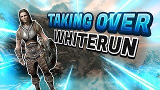 Taking Over Whiterun w/ Lydia! - Seagull - Skyrim Gameplay