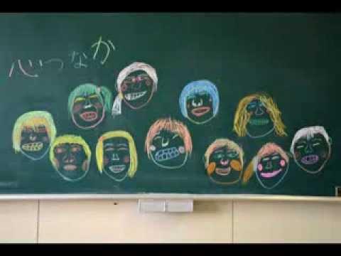 富良野市立布部小学校CM2013