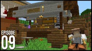Hermitcraft 6: Episode 9 - SHOPS & SERVICES