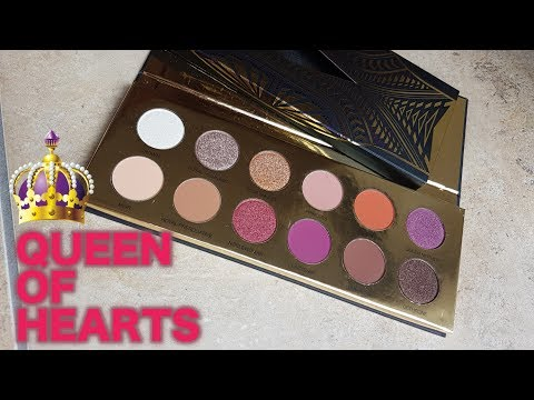 Queen Of Hearts Eyeshadow Palette by Coloured Raine #7