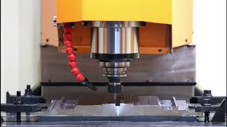 Vertical Machining Centre (Mitsubishi E70 Controller) | Gujarat Engineering & Trading