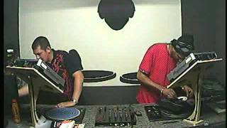 HEAVY ARTILLERY - D.J KENNY KEN GUEST MIX - DRUM AND BASS DNBTV - 7-7-11