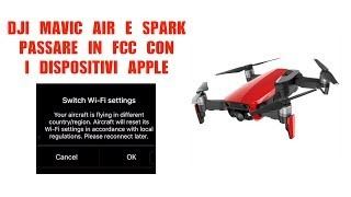 fcc mode mavic air ios - TH-Clip