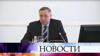 В Петербурге из-за плохой уборки снега отправлены в отставку главы трех городских районов.