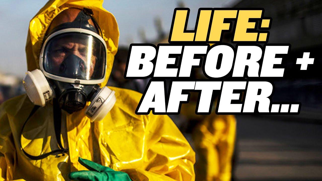 PHOTOS: Life Before and After CCP Coronavirus thumbnail