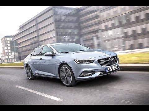 Das Flaggschiff aus Rüsselsheim | Opel Insignia Grand Sport 2017 | der Check