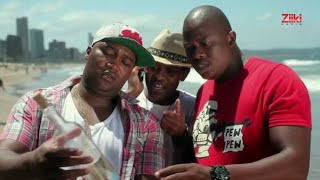 DJ Ganyani ft Mlu and Big Nuz - Be There