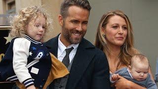 Blake Lively & Ryan Reynolds' Kids Make FIRST Public Appearance - Internet FLIPS Out