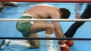 激怒只有19岁的泰森多可怕?26战17胜强敌被重击KO了,对手都怕了
