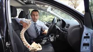 Car exercises (Caracise) with Top Care Chiropractic