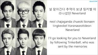 EXO-K - Peter Pan [Hangul/Romanization/English] Color Coded HD