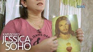 Kapuso Mo, Jessica Soho: Babae sa Batangas, nakakausap umano si Hesus?