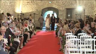 Mariage Surprise Valy Et Seb - Entrée à Léglise Cérémonie Originale