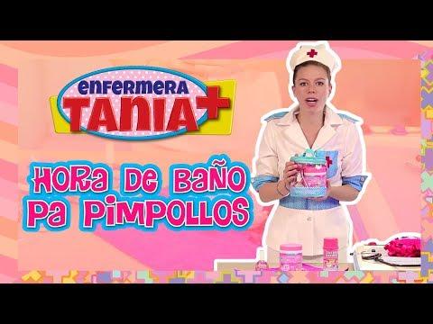 Enfermera Tania - Hora de Baño pa Pimpollos
