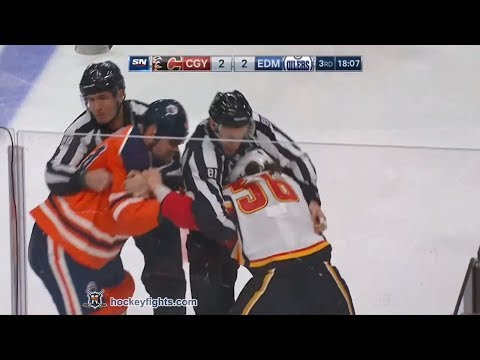 Ryan Lomberg vs Zack Kassian