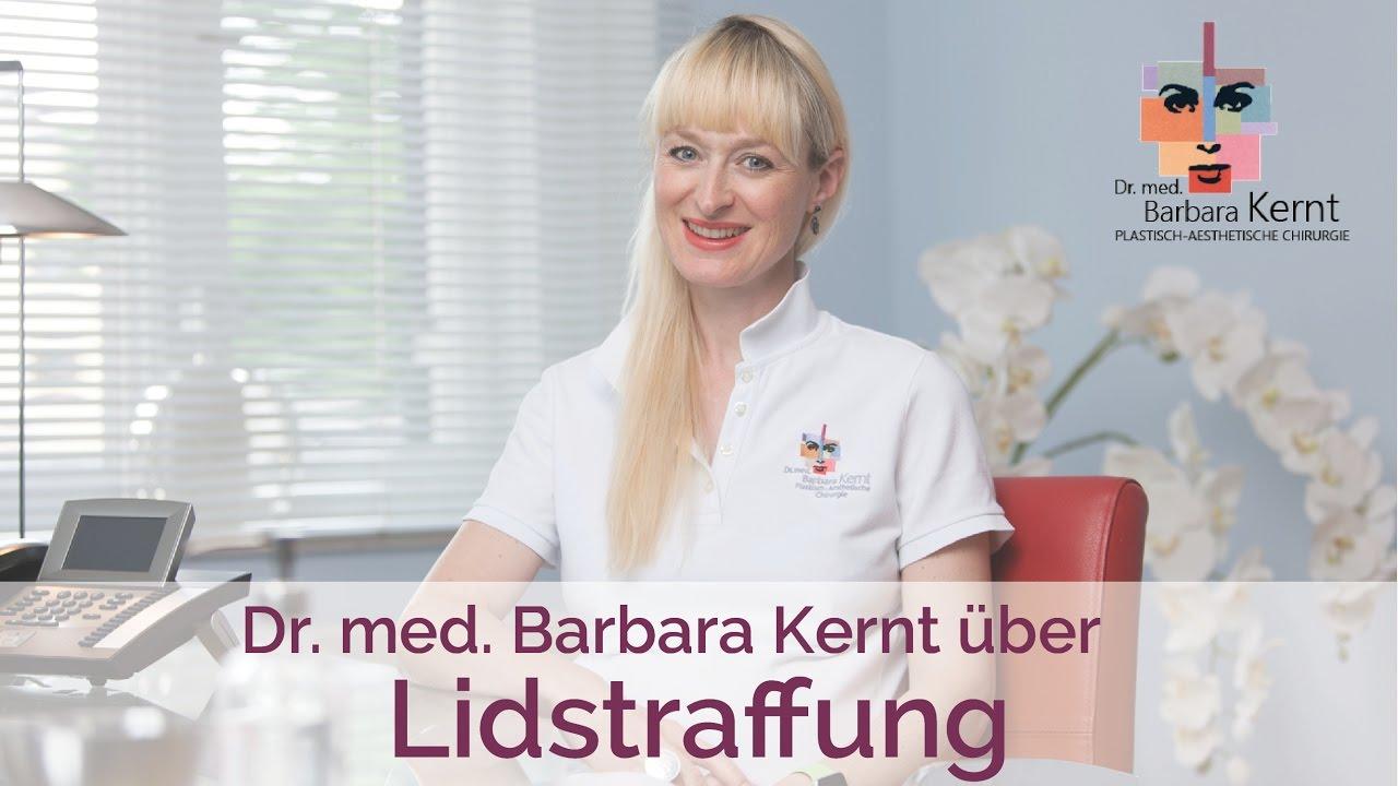 Video Dr. Kernt über die Augenlidstraffung