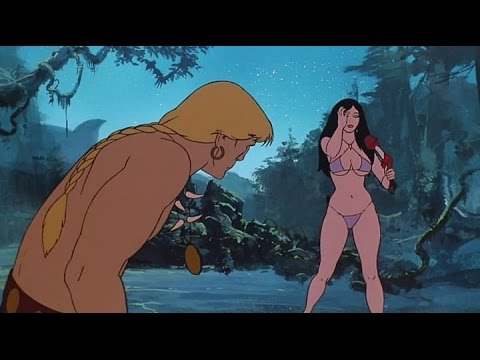 fire and ice animated cartoon full movie in english 1983 par