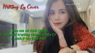 Tổng hợp Hương Ly cover _ Nhẹ nhàng mới nhuất
