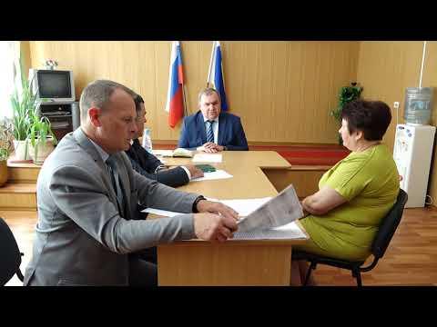 Глава Администрации района посетил Киселевское сельское поселение