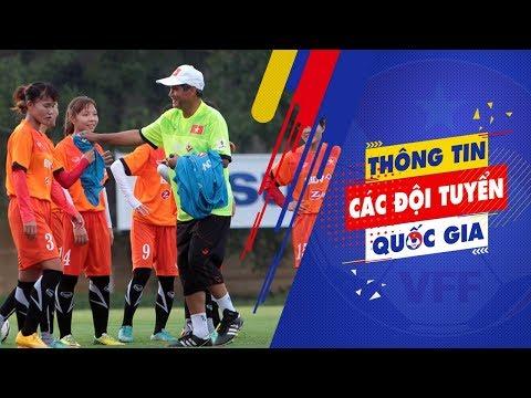 Hoàn tất công tác chuẩn bị bảng E, vòng loại U19 nữ châu Á 2018