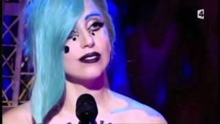 Lady Gaga - Hair on Taratata