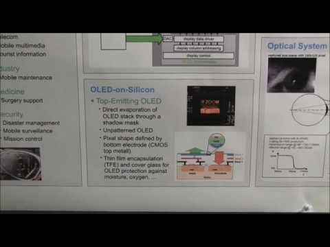 SXGA1012SD OLED Driver Demo - смотреть онлайн на Hah Life
