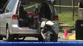 Police: 2 Dead After Van Crashes Into Dirt Bike On Montauk Highway