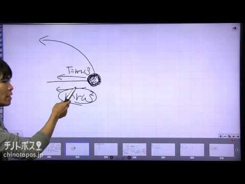 マギーのわくわく物理ランド part7(円運動①)