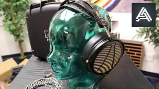 Audeze LCD 4Z Headphones Unboxing And Review   Brooks Berdan Ltd.