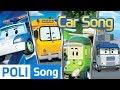 Poli Kids Song Compilation Robocar Poli Car Song