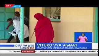 Wakaazi wa Isiolo wahofia maisha yao baada ya Viwavi kushambulia mifugo yao