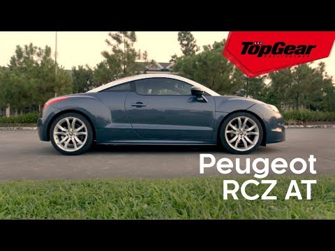 The Peugeot RCZ Can Satisfy Your Need For A Fun Weekend Drive