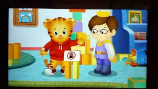 Stop and go to the Potty- Daniel Tiger